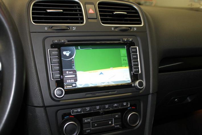 Autoradio GPS Polo